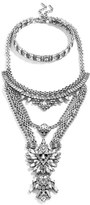 BaubleBar Women's Shay Mitchell - Guest Bartender Collection Supernova Choker & Bib Necklace Set