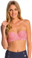 Betsey Johnson Swimwear Carousel Bump Me Up Underwire Bikini Top 8146573