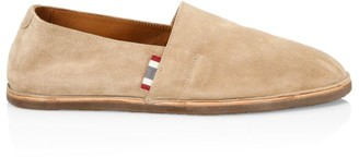 Brunello Cucinelli Suede Moccasin Loafers