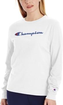 Champion Classic Long-Sleeve T-Shirt