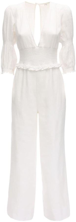 Peony Swimwear Magnolia Organic Cotton Jumpsuit