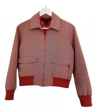 Louis Vuitton Pink Cotton Jacket for Women