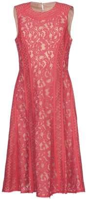 BCBGMAXAZRIA Knee-length dresses - Item 34984150SB