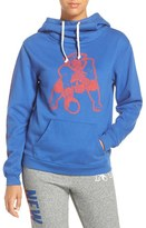 Junk Food Clothing Women's 'New England Patriots' Cotton Blend Hoodie