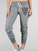 Junk Food Clothing Nfl San Francisco 49ers Sweat Pants-heather Grey-m