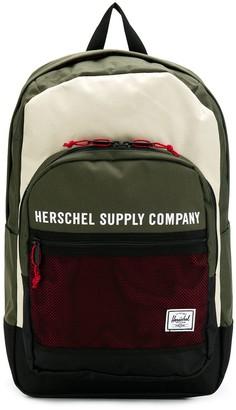 Herschel colour block backpack