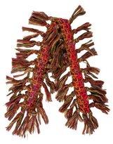 Etro Multicolor Knit Scarf