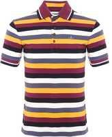 Vivienne Westwood Man Slim Fit Striped Krall Polo Shirt