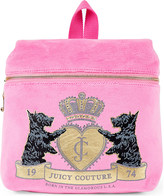 Juicy Couture Surfside velour backpack