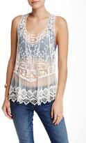 Tart Shayna Sheer Lace Tank