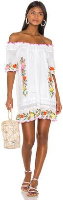 PQ Lana Embroidered Dress