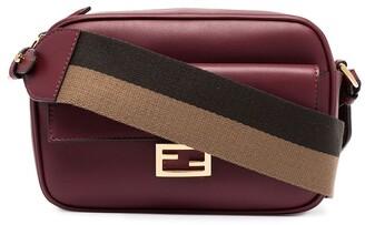 Fendi Logo-Embellished Camera Bag