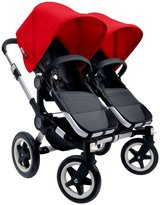 Bugaboo Donkey Complete Twin Stroller - Red - Aluminum