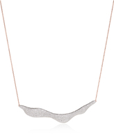 Monica Vinader Riva Diamond Necklace