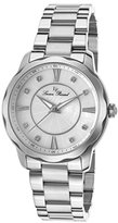 Lucien Piccard Women's LP-40000-22MOP Balarina Analog Display Quartz Silver Watch
