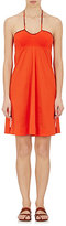 Eres Women's Francoise Empire Shirtdress-ORANGE