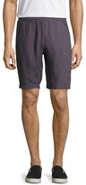 Slate & Stone Linen Solid Woven Shorts