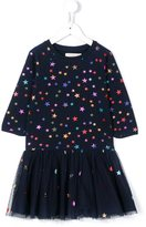 Stella McCartney star print dress