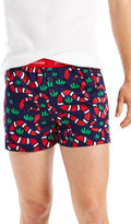 Peter Alexander NEW Snakes Boxer Short Red