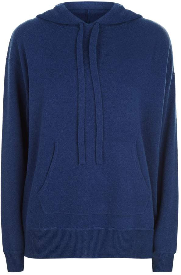 Allude Oversized Hoodie