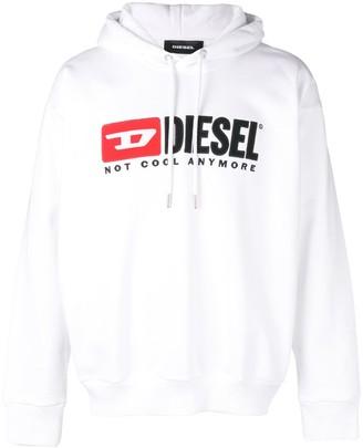 Diesel 'Not Cool Anymore' hoodie