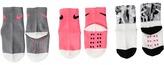 Nike 3-Pair Pack Daytrip Cuff Grippies Girls Shoes