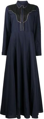 Mes Demoiselles Cotton Maxi Dress