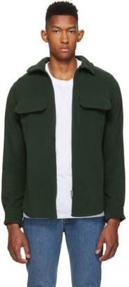 Harmony Green Clovis Shirt