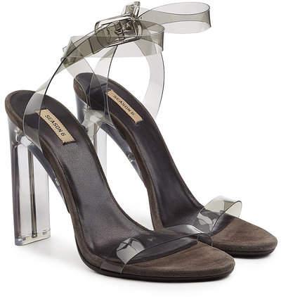 Yeezy Transparent Sandals