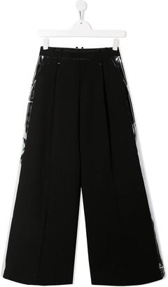 Diesel TEEN wide leg trousers