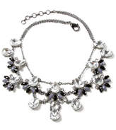 Amrita Singh Queenly Plated Crystal & Resin Necklace