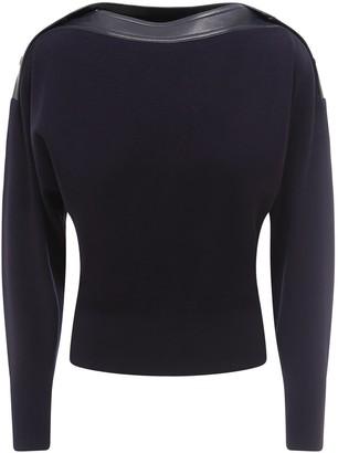 Sportmax Code Boat Neck Sweater