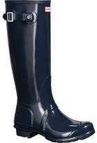 Hunter Women's Tall Gloss Rain Boot