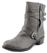 Style&Co. Style & Co. Womens Baxten Leather Round Toe Ankle Fashion Boots.
