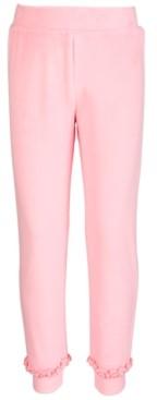 Ideology Little Girls Velour Jogger Pants, Created for Macy's