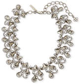 Oscar de la Renta Baroque Crystal Statement Necklace