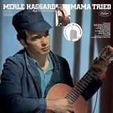 "Crate & Barrel Merle Haggard ""Mama Tried"""