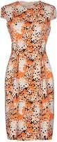 Francesco Scognamiglio Knee-length dresses - Item 34565899