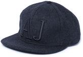 Armani Jeans Charcoal Baseball Cap