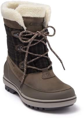 Helly Hansen Georgina Faux Fur Snow Waterproof Boot