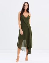Cooper St From The Ground Up Drape Dress