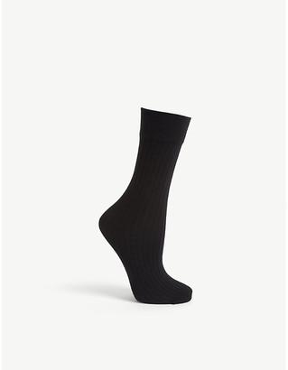 Selfridges Signe bio-cotton socks