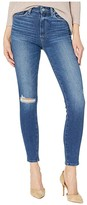 Paige Margot Ankle Jeans in Lookout Destructed (Lookout Destructed) Women's Jeans