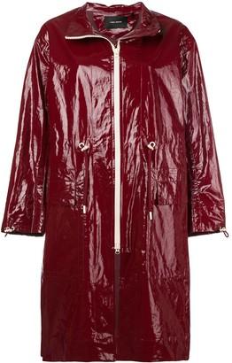 Isabel Marant Ensel long waterproof coat