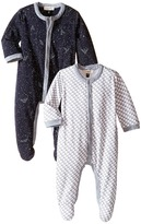 Armani Junior Two-Piece Galaxy One-Piece Set Boy's Active Sets