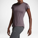 Nike Dry Miler Women's Short Sleeve Running Top