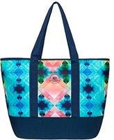Roxy Sun Crush Neoprene Tote Beach Bag