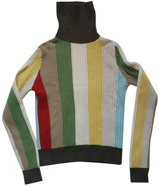 Benetton Multicolour Wool Knitwear