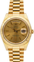 Rolex Pre-Owned 36mm 18k Men's Presidential Day-Date Watch