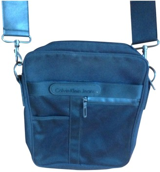 Calvin Klein Black Synthetic Small bags, wallets & cases